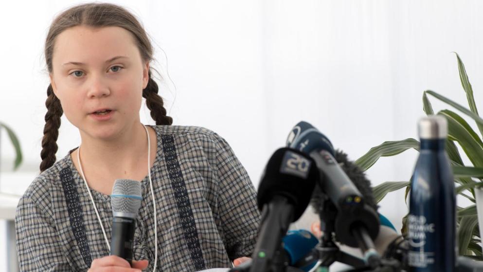 Afd verliert an Boden Grate Thunberg