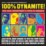 100% Dynamite, Soul Jazz Records