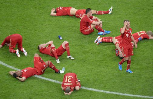 FC Bayern Championleaguefinale