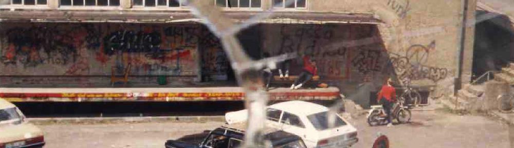 Hausbesetzung Milchzentrale Villingen-Schwenningen 1982