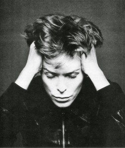 David Bowie's _Heroes_ Cover Shoot, 1977 (5)
