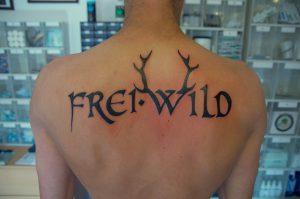 Frei.Wild Tatoo, Rechtsrock
