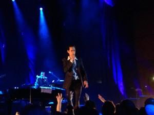 Nick Cave, Stuttgart Liederhalle, Plaste-Blog