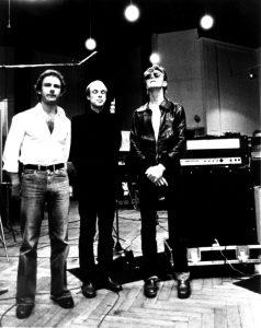 Robert Fripp David Bowie Brian Eno