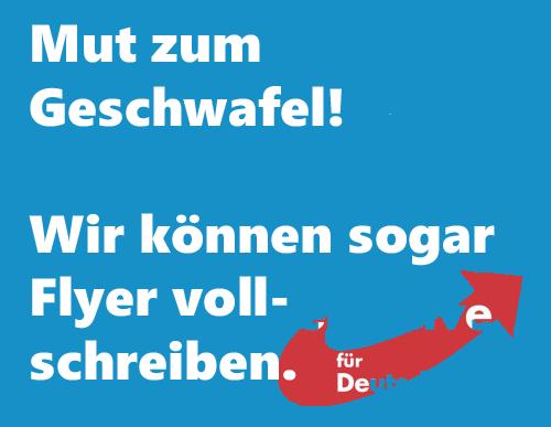 AfD Wahlprogramm Landtagswahl Baden-Württemberg, Rheinland Pfalz