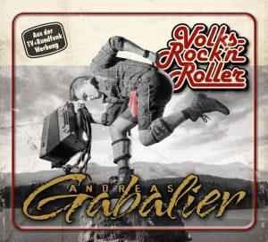 Andreas Gabalier, Rechtsrock