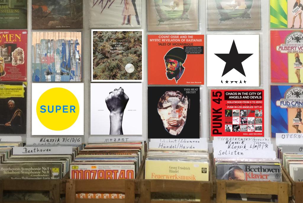 Beste Alben 2016