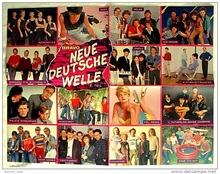 aus grauer städte mauern - die neue deutsche welle 1977 - 85 Bravo