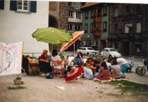 1981_Besetzung_FUKK_Franziskaner2