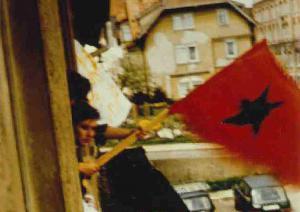 Hausbesetzung Milchzentrale Villingen-Schwenningen 1985