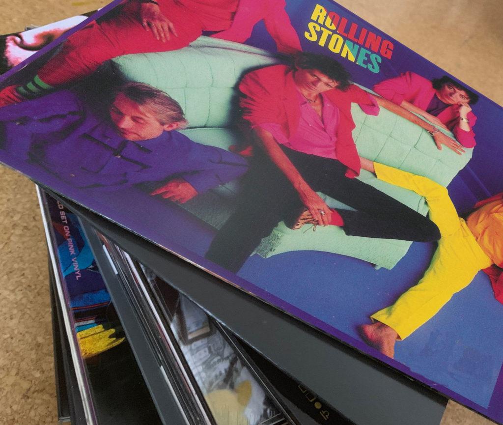 rolling Stones hässliche Cover