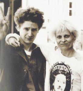 vivienne Westwood, malcom mclaren. John Lydon Anger is an Engery